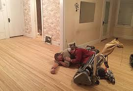 How Do You Polyurethane Hardwood Floors - how to install wood floors floor sanding equipment mn
