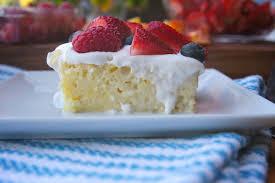 coconut cake with berries u0026 cream shutterbean