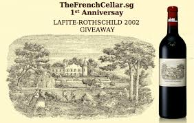learn about chateau lafite rothschild château lafite rothschild 2002 giveaway the cellar