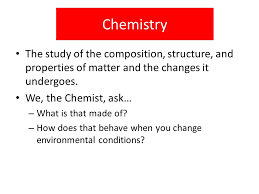 what is chagne made of matter and change chapter 1 section 1 page 11 of notebook ppt