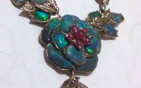 opal necklace price images Opal rings from official government heritage site in australia jpg