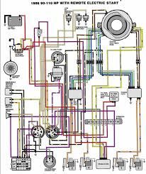 mercury outboard 60 hp wiring diagram mercury outboard wiring