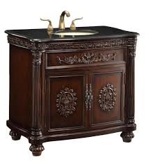 Unassembled Bathroom Vanities by Solid Wood Bathroom Vanity Ebay