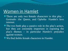 hamlet themes love feminist approach in hamlet