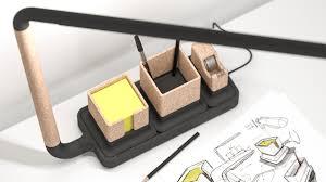 set pour bureau deskcork set de bureau alexandre touguet