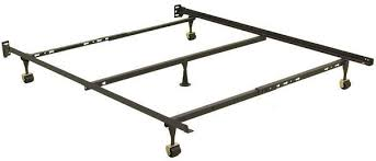 queen size bed frame 805 rc duro metal q45r afw