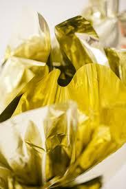 mylar tissue paper gold mylar metallic gold mylar tissue paper 10 sheets gold