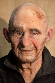 old man mask for halloween silicone mask old man robert halloween new hand