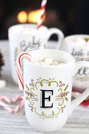 best 25 monogram cups ideas on pinterest christmas present kits