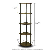 Build Corner Bookcase How To Build Corner Shelves Corner Shelves Pinterest Corner