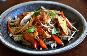 cuisine a base de poulet poulet à la citronnelle vietnamien traditionnel cuisine d ailleurs