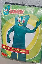 Gumby Pokey Halloween Costumes Gumby Costume Ebay
