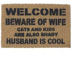 funny u0026 rude doormats art you can wipe your by damngooddoormats