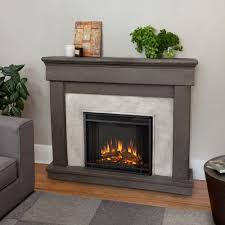 cool cast stone electric fireplace design ideas modern lovely at