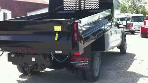 Ford F350 Dump Truck Gvw - 2008 ford f 450 4x4 crew cab dump truck for sale youtube