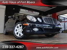ft myers mercedes 2009 mercedes e320 bluetec ft myers fl for sale in fort myers