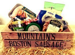 sausage gift basket gourmet lincolnshire fresh food gift boston sausage