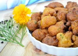 cuisine cr駮le facile acras de morue à la créole recette simple cook on line cuisine