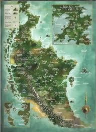 Map Of Kings Landing Lustria Warhammer Wiki Fandom Powered By Wikia