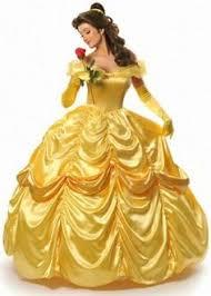 Beauty Beast Halloween Costume Disney Princess Beauty Beast Belle Blue Mechahearts