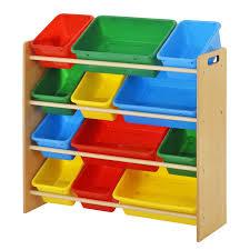 toy organizer furniture sandusky tot tutors toy organizer with colorful tray