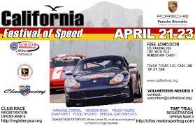 porsche california california festival of speed