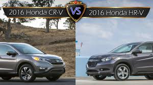 honda xrv 2016 honda hr v vs honda cr v by the numbers sibling rivalry
