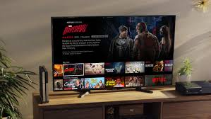 netflix adds a screensaver to its tv apps to promote its original