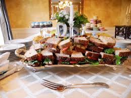 baby shower ideas for food on a budget cheap baby shower food