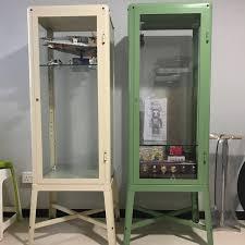 ikea fabrikor ikea glass door cabinet fabrikor two pieces home furniture