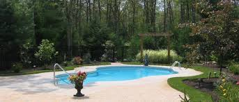 Pool With Pergola by Full Service Pool Company Central U0026 Southern Rhode Island