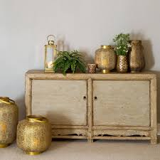 30 inspirations of distressed wood sideboards