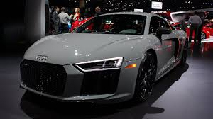 2017 audi r8 v10 plus exclusive edition review top speed