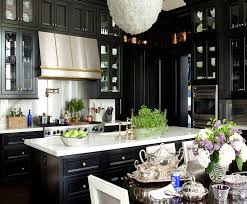 kitchen ideas with black cabinets 807 best colorful kitchens images on kitchens