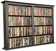 wall mount dvd storage foter