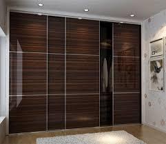 wall wardrobe design laminate wardrobe designs in black bedroom