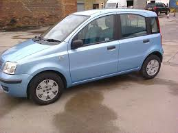 fiat panda dynamic 5 door 1 2 blue 56 reg low mileage in