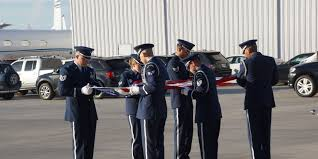 Color Guard Presentation Of The Flags Industry Honors Bob Hoover Aviation International News