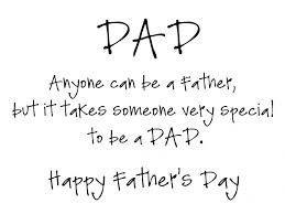 fathers day sayings from events happy