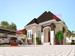 3 bedroom bungalow plan in nigeria improbable house plans youtube