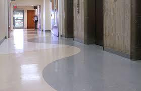 healthcare floor photos about r c a rubber co akron ohio