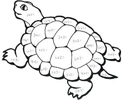 Math Coloring Page Joomla Coloring Pages Middle School