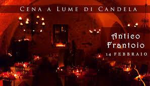 ristorante a lume di candela roma ristorante antico frantoio prossedi cena a lume di candela feb