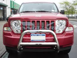 red jeep liberty 2012 bull bar 2 5 u2033 s s auto beauty vanguard