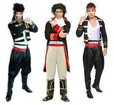 adam ant 80s fancy dress costumes for men 80s fancy dress for