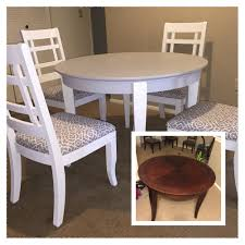 chalk paint dining table diy pinterest paint dining tables