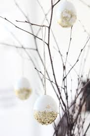 Easter Decorations In London by My Scandinavian Home My Big Easter Diy Egg Edit