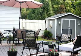 camouflaging an eyesore in our backyard love of family u0026 home