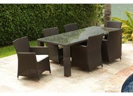 Source Outdoor Patio Furniture Outdoor St Tropez 6 Piece Dining Set