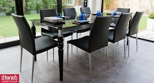 furniture modern dining tables sets 5 modern glass dining table